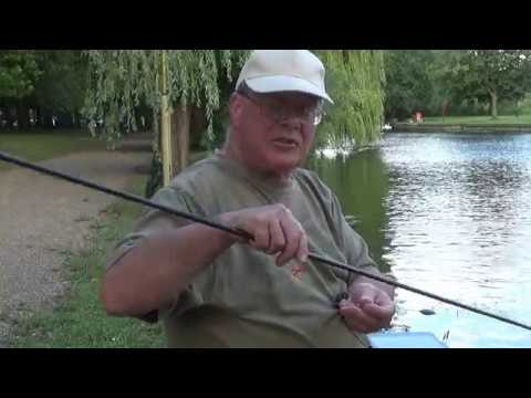 EASY FISHING In Search Of River Tench
