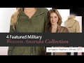 4 Featured Military Women Anoraks Collection Amazon Fashion, Winter 2017