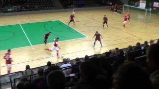 VfB Hermsdorf - 1.FC Wilmersdorf (Halbfinale, Berlin-Liga Hallenturnier) | SPREEKICK.TV