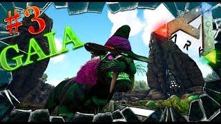 ARK: Survival Evolved работа мода Gaia на картах Ragnarok и The Island #3 (моды в Арк Сурвайвал)