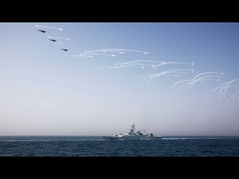 Thumbnail: China-Russia naval exercise begins in Baltic Sea
