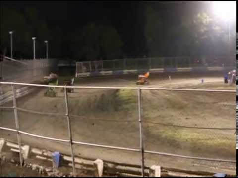 Plaza Park Raceway September 26 2015 1st Heat Win