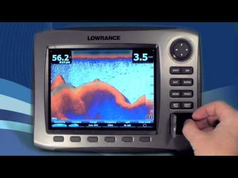 Lowrance Lessons - Transfer GPS Data to HDS