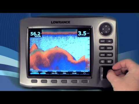 Solve Lowrance LCX-37C problem