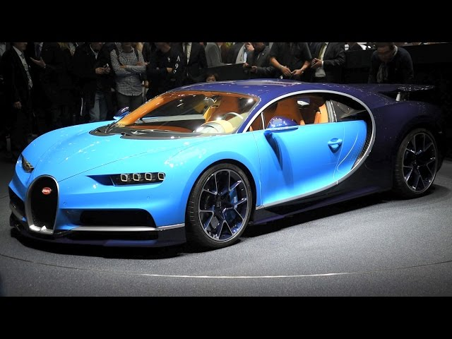 5 Things You Probably Didn T Know About The Bugatti Chiron Autoguide News