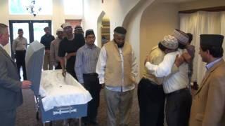 Shuhob Ihtesham Janjua: Funeral & Janazah