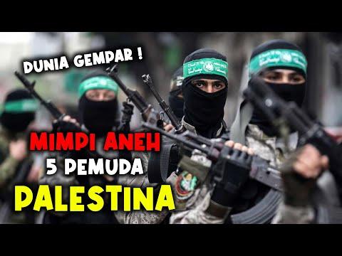 Mimpi Aneh 5 Pemuda Palestina ❗ ~ Ustadz Rahmat Baequni ~