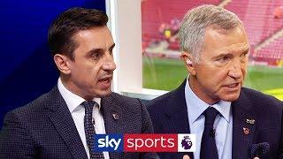 Gary Neville & Graeme Souness disagree over Spurs' spending habits | Super Sunday