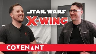 Every Major Change to X-Wing Second Edition, Demonstrated by Designer Alex Davy