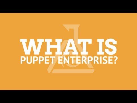 What is Puppet Enterprise?