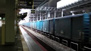 2011/6/18 6:28頃 京都駅2番線ホームより収録。