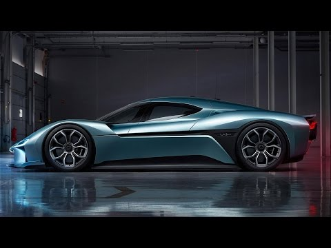 NIO EP9: The Fastest EV Supercar In The World - Formula E