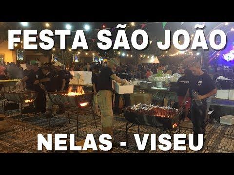 Festa de São João em Nelas | PORTUGAL