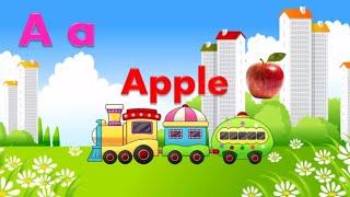 Dạy trẻ học bảng chữ cái tiếng Anh abc | giúp cho em tập đọc phát âm chuẩn | Dạy bé thông minh sớm