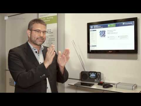 Digital Radio Solutions: Fraunhofer DRM ContentServer