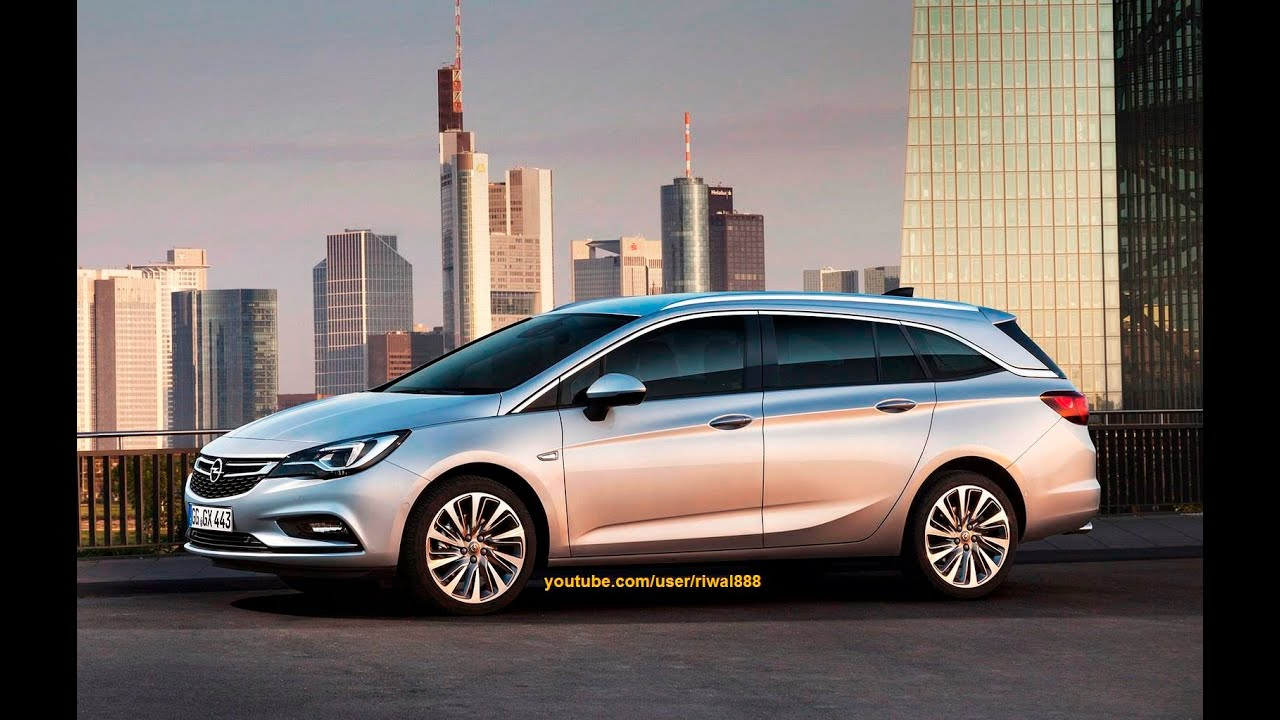 2016 opel astra k sports tourer design highlights qhd youtube. Black Bedroom Furniture Sets. Home Design Ideas