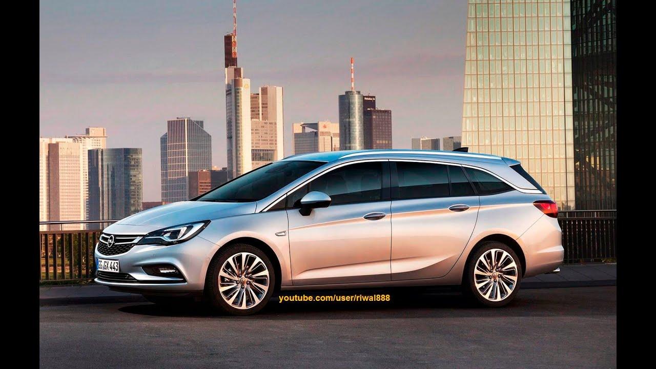 2016 Opel Astra K Sports Tourer - Design Highlights (QHD ...