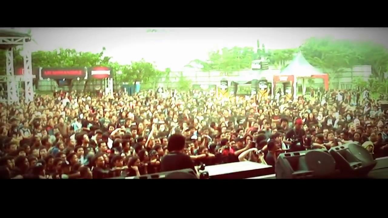 REZUME on Hammersonic stage 2013 in Jakarta