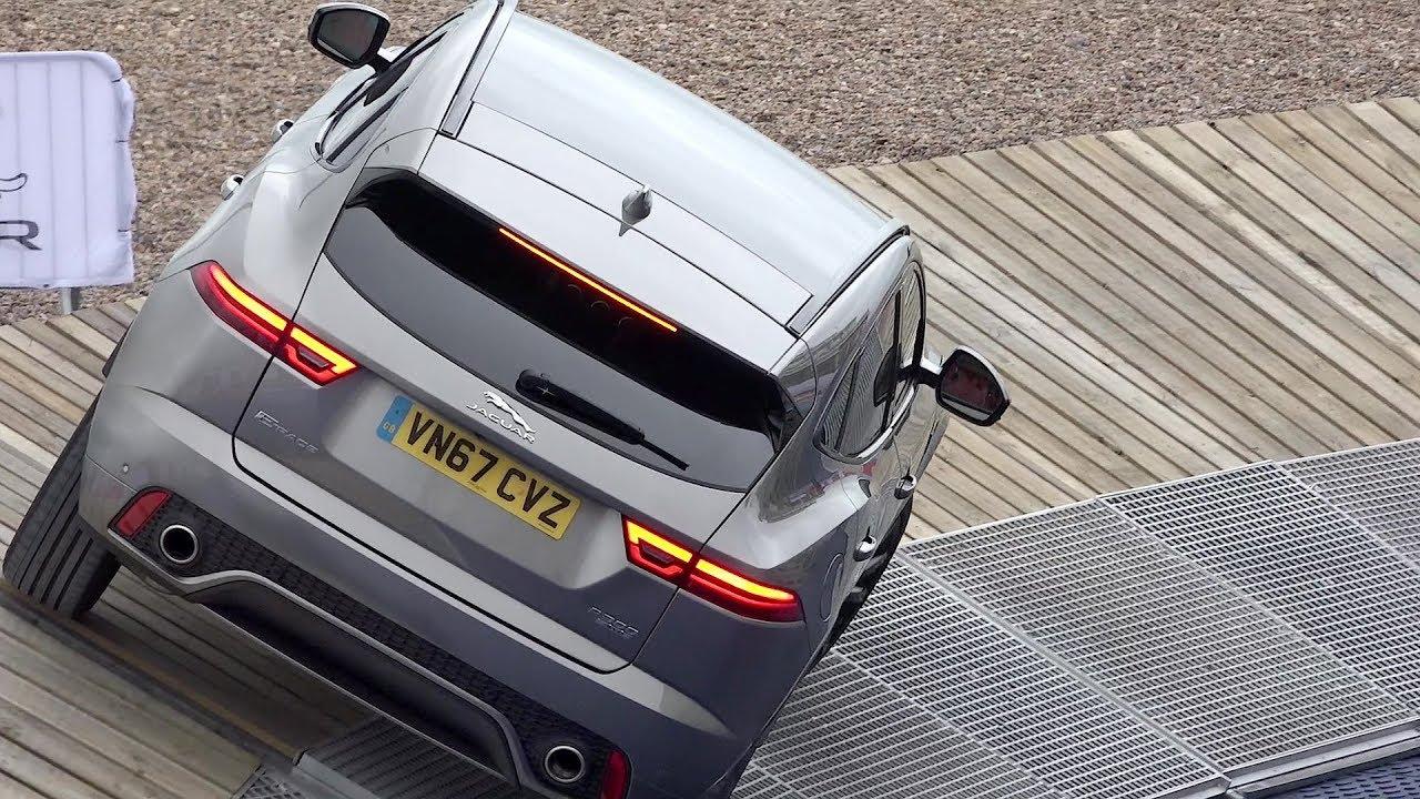2018 Jaguar E-Pace - Challenger Test - Dauer: 7 Minuten, 21 Sekunden