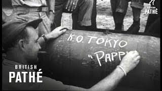 Super Forts Bomb Tokyo (1945)