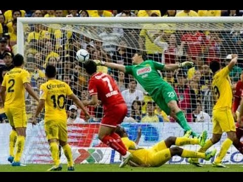 Moisés Muñoz | Mejores Atajadas | Club América || HD ||