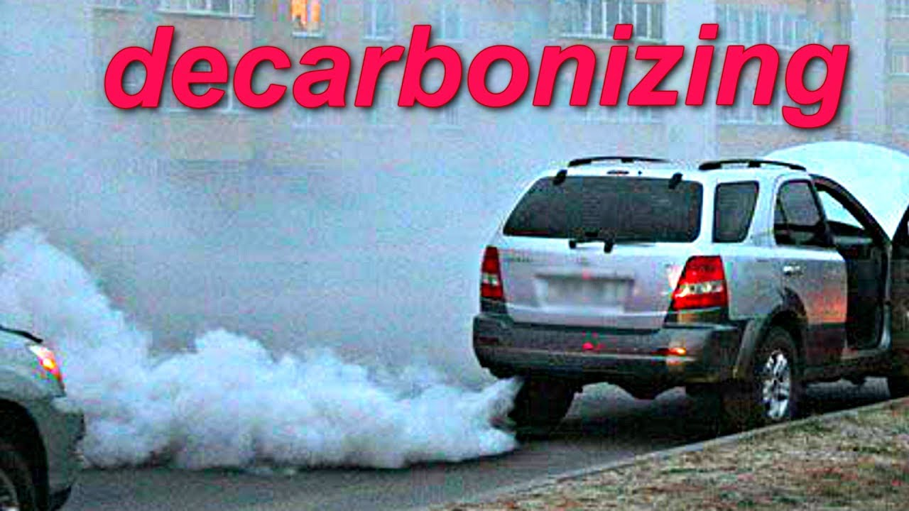 Decarbonizing your car engine with hydrogen peroxide