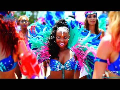 2015 Bermuda Carnival Highlights - Bermuda Heroes Weekend 6/13/15