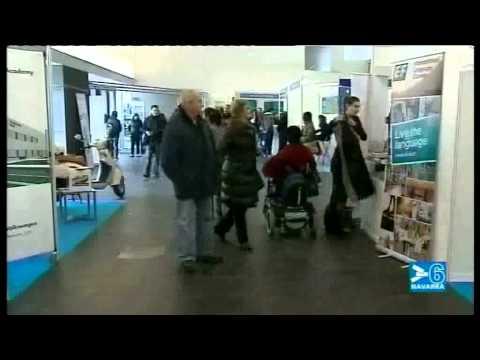 NOTICIAS NAVARRA INFORMATIVO 14.30 HORAS - 8 DE MARZO DE 2012 - CANAL 6 NAVARRA