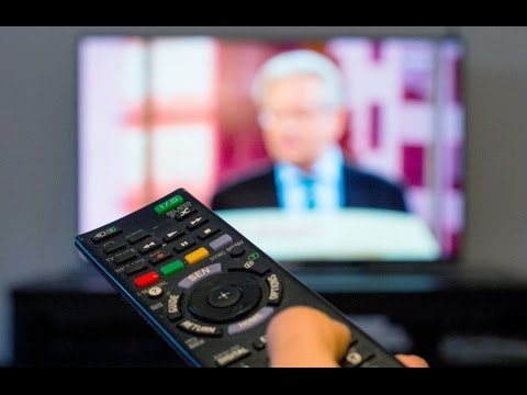 Fernseher Knackt