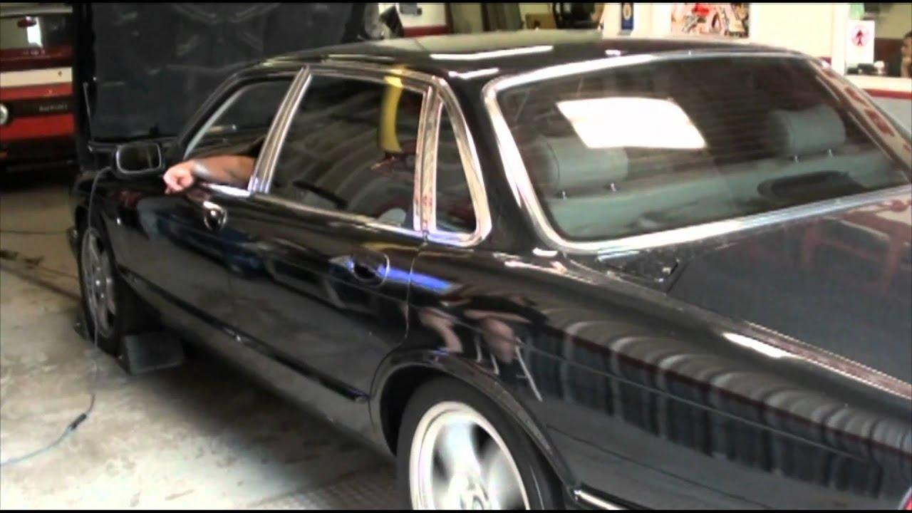 2003 Jaguar XJR Supercharged