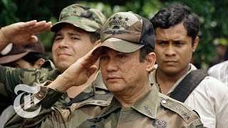 Manuel Noriega, Dictator Ousted By U.S. In Panama, Dies At 83   The New York Times