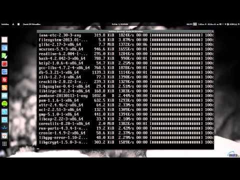 ArchLinux: Installation de base (2013.02.01) [FR]