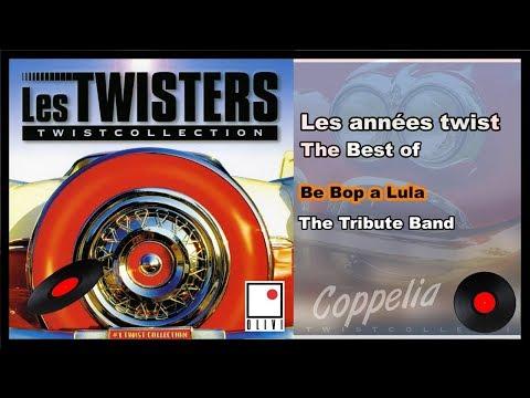 LES TWISTERS - LES ANNÉES TWIST- 11 HITS - COPPELIA OLIVI