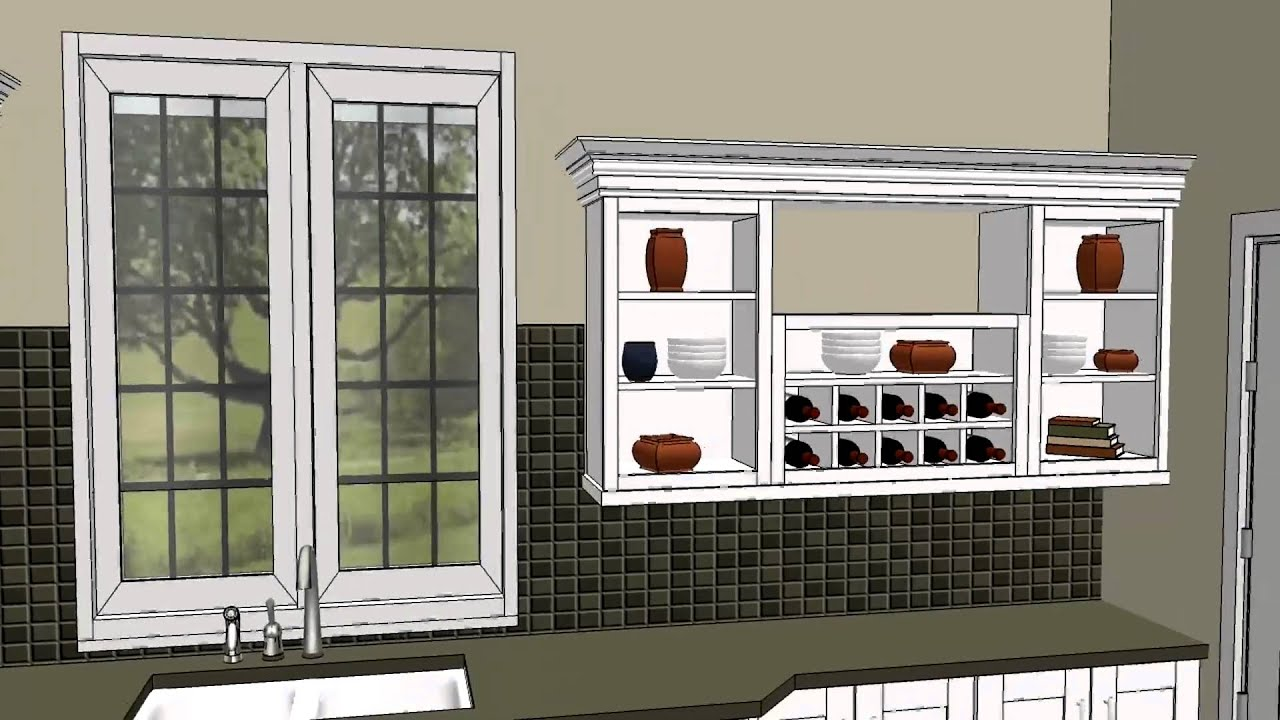 Delicieux Creative Use Of Wall Flex Cabinets. Hampton Bay Cabinets
