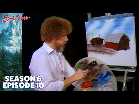 Bob Ross - Country Life (Season 6 Episode 10)