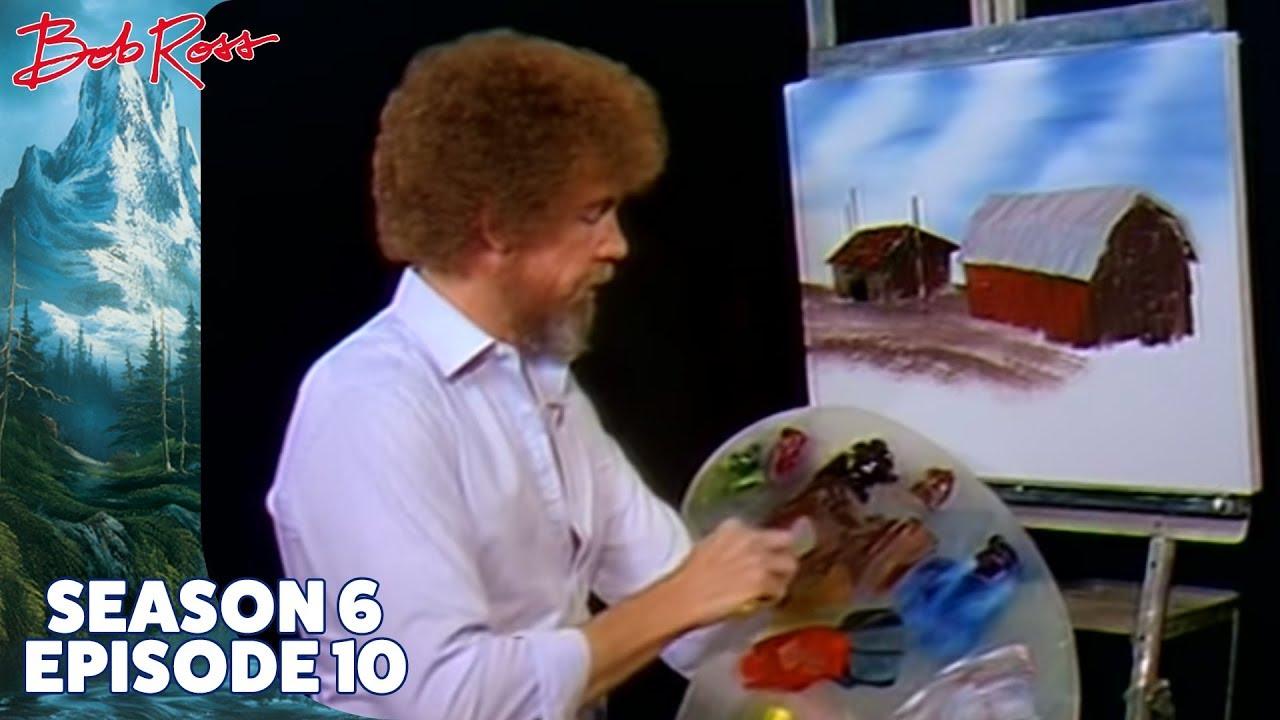 Download Bob Ross - Country Life (Season 6 Episode 10)