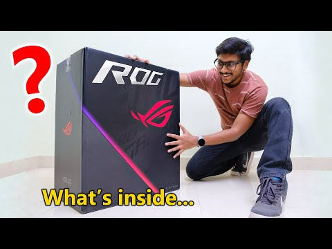 ROG Sent a Mystery Gaming PC... 🤯🔥