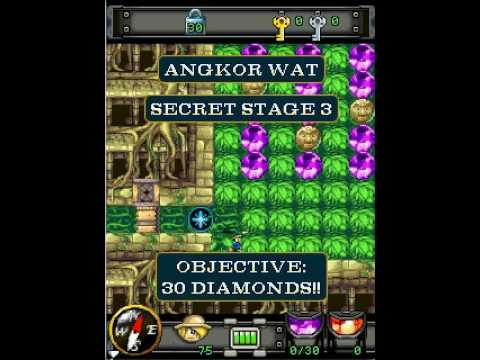 Ankgor WAt Secret Levels