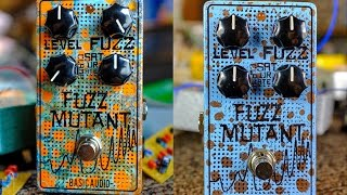 "Basic Audio Fuzz Mutant ""All they went so far away"" David Torn"