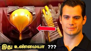 Henry Cavill as Wolverine is this Real or Fake ??? In Tamil
