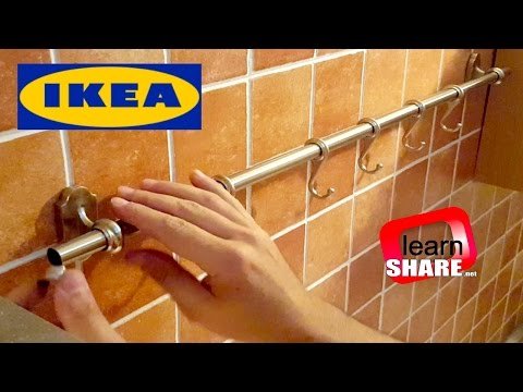 IKEA Kitchen Fintorp Rail Installation (IKEA Kitchen Appliances)