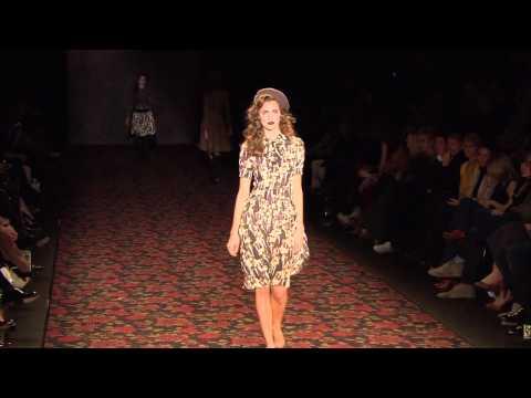 Lena Hoschek - Berlin Fashion Week A/W 2012