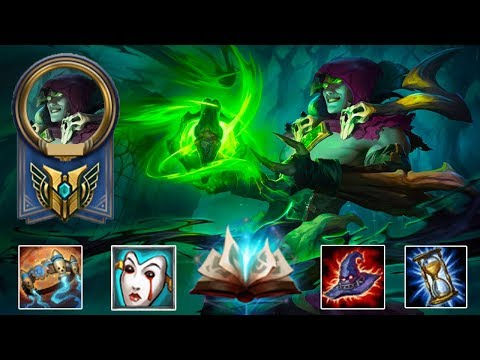 Vladimir Montage 2018 - Best Vladimir Plays   League of Legends Mid