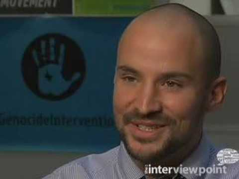 Adam Sterling on The Interviewpoint pt 1 - YouTube
