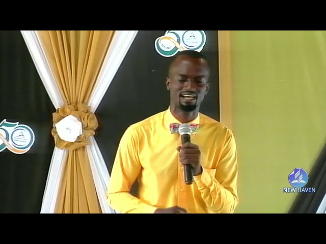 NEW HAVEN SDA//KEVAUGHN WALCOM SINGING IF YOU KNEW HIM//MUSIC DAY HIGHLIGHTS