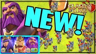 Skeletons With SHIELDS! NEW LEVELS Clash of Clans UPDATE - Sneak Peek #2
