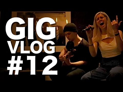 Gig Vlog #12 - Micky Blue acoustic release show