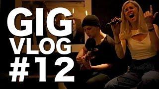 Micky Blue acoustic release show | Gig Vlog #12