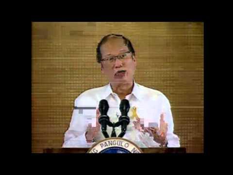 President Benigno S. Aquino III's Live Broadcast
