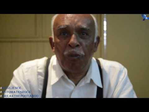 Bhasker Patel- Colon cancer victor for the...